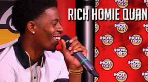 what kind of haircut do rich homie quan got rich homie quan talks about future time in jail start in hip hop