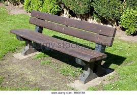 Park Bench Made From Recycled Plastic Recycled Plastic Park Bench Stock Photos U0026 Recycled Plastic Park