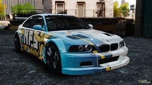 bmw m3 modified m3 gtr mw 2012 for gta 4
