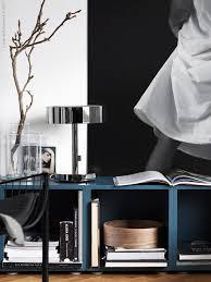 Wohnzimmerschrank Von Ikea Ikea Deutschland Stockholm 2017 Tischleuchte Verchromt Auf Eket