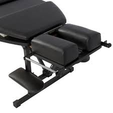 best portable chiropractic table portable folding chiropractic table folding chiro drop table medical