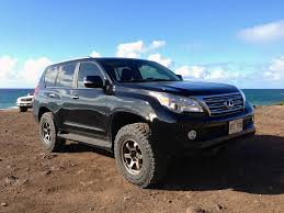 lexus of portland tires tire fittment on lifted prado 150 gx460 ih8mud forum