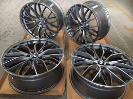 replica bmw wheels bmw 3 4 series 20 405m performance replica spoke alloy