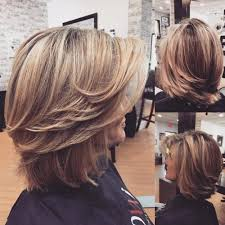 layered hairstyles 50 38 chic short hairstyles for women over 50