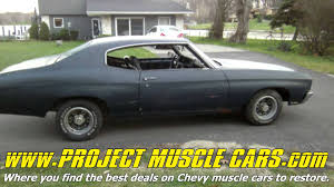 Chevy Muscle Cars - chevy project muscle cars youtube
