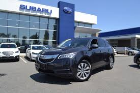 used 2016 acura mdx for sale port coquitlam bc