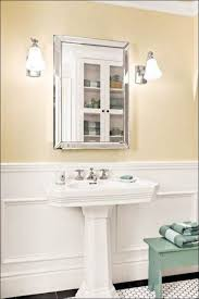 bathroom medicine cabinets with electrical outlet kitchen room amazing rangaire medicine cabinet parts cabinet