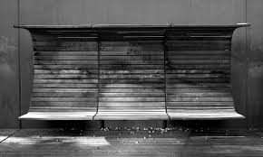 free images light black and white architecture wood bench