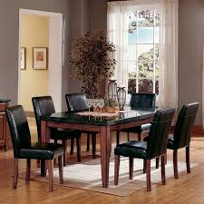 Dining Room Tables With Granite Tops Simple Decor Reviews Granite - Granite dining room table