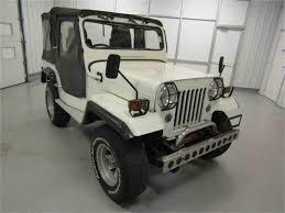 mitsubishi j54 mitsubishi jeep jeep car show