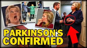 exclusive report hillary clinton has parkinson u0027s disease doctor