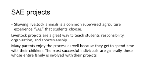 agriculture projects for students lindsay ffa ppt download