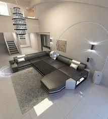 Esszimmer M El Gruber Wohnlandschaften Mit Bettfunktion Sofa Xxl Design