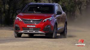 peugeot 4x4 range peugeot 3008 2017 review motoring com au