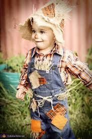 Halloween Costume Ideas Baby Boy 25 Baby Scarecrow Costume Ideas Halloween