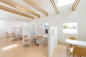 Floor Plan Dental Clinic by Iks Design Project Yokoi Dental Clinic