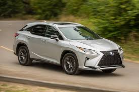 lexus crossover 2017 2017 lexus rx 450h review u0026 ratings edmunds