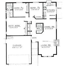 house layout plan design three bedroom house plan and design three bedroom floor plan 3