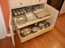kitchen cabinet slide out shelves shelves awesome astounding pull out drawers for kitchen cabinets