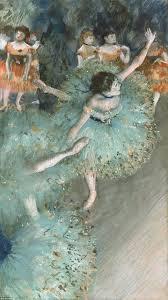 ballerina misty copeland recreates artist edgar degas u0027 famous