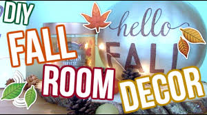 How To Decorate Your House For Fall - how to decorate your room for fall diy room decor erica