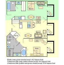 disney boardwalk villas floor plan disney boardwalk two bedroom villa floor plan homedesignview co