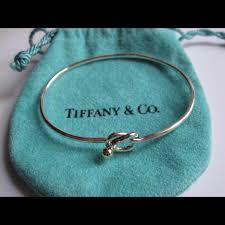 gold love knot bracelet images Tiffany co tiffany co love knot bracelet gold 150 tip jpg