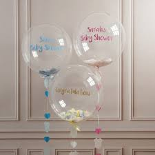 baby shower balloons baby shower balloon balloons by danny