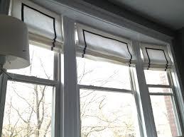 bay window kitchen curtains arafen