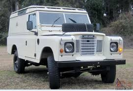 land rover series iii landrover series iii 109
