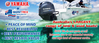 brisbane yamaha yamaha outboards sales service quintrex baysport
