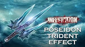 infestation god poseidon trident effect youtube