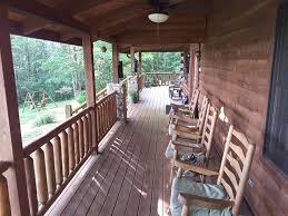 cabin porch adventurewood log cabin luxury lodging at its finest brown