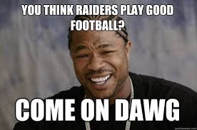 U Suck Meme - photos raiders suck memes westword