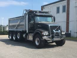 volvo dump truck 2018 volvo vhd84f200 for sale 6091