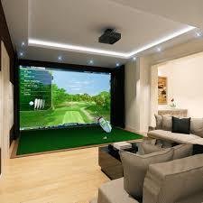 optishot opti20140037 2 golf simulator home gyms amazon canada