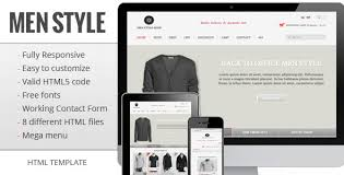 bootstrap ecommerce theme html based themes responsive modern and