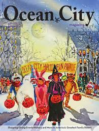 ocean city nj halloween parade september 2014 ocean city magazine preview by stefanie godfrey issuu