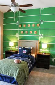 football bedroom decor all the best football in 2017 soccer room decor ideas ball wall decal for s