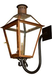 French Quarter Gas Lanterns by French Quarter Light On Gooseneck Large Photograph Light Fixture