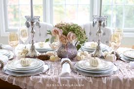 thanksgiving serveware a soft vintage thanksgiving table holiday entertaining blog tour