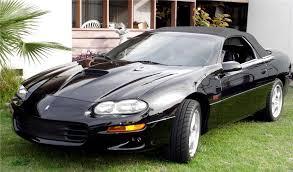 1999 black camaro 1998 chevrolet camaro partsopen