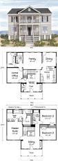 apartments 2 floor building plan best beach house plans ideas on