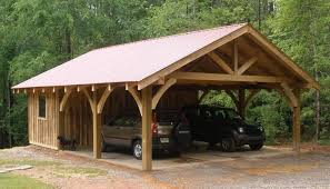 carport design plans 20 stylish diy carport plans that will protect your car from the