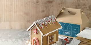 diy gingerbread house kit recipe