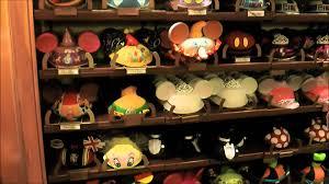 Disney World Souvenirs Chapeau Hat Shoppe Magic Kingdom Walt Disney World Youtube