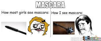 Mascara Meme - mascara by mamoodproductions meme center