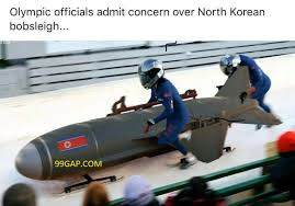 North Korean Memes - funny meme about north korea vs winter olympic 99gap com