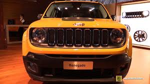 jeep renegade orange 2017 2017 jeep renegade longitude mopar one pack walkaround 2016