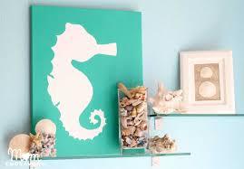beach wall decor ideas